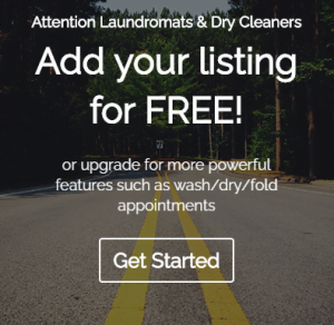 laundrytips add listing
